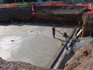 Base Slab Concrete Contractors