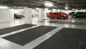 Sika car park coating