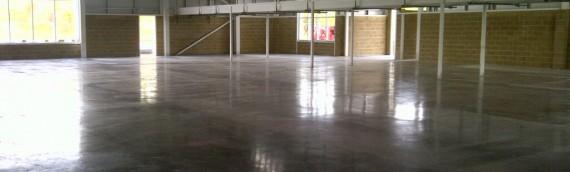 Top 6 Concrete Floor Benefits